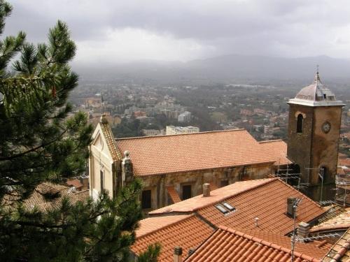 Palestrina iglesia