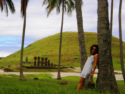 Anakena (Isla de Pascua)