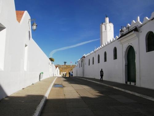entrada a la medina