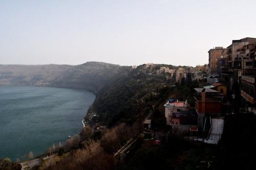 Albano desde Castel Gandolfo