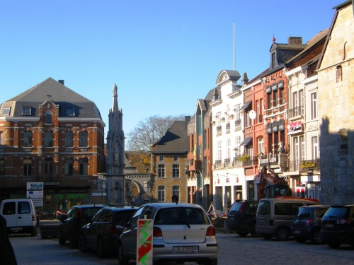 Grand place de Chimay