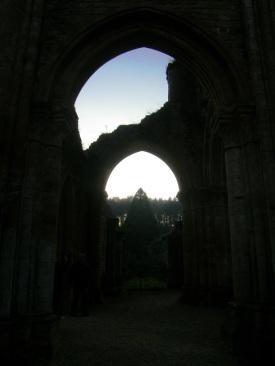 Antigua abadia
