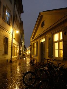 Calles de Basilea
