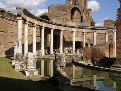 Teatro villa adriana