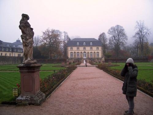 Jardin de l'orangerie
