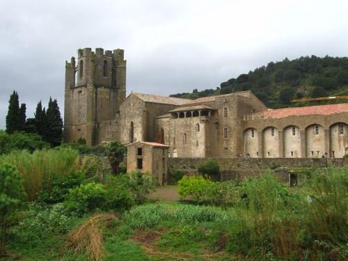 abadia de lagrasse