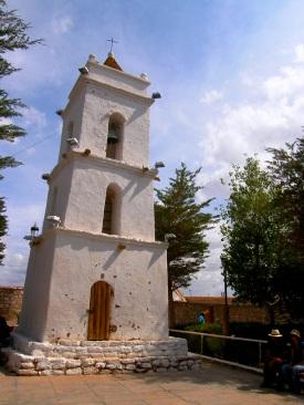 Campanario Toconao