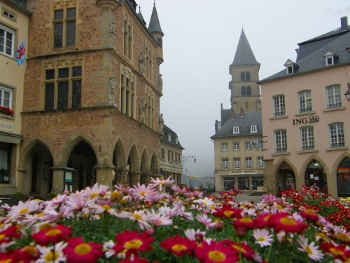 Plaza Echternach