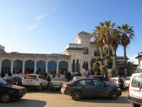 Mercado morisco de Larache