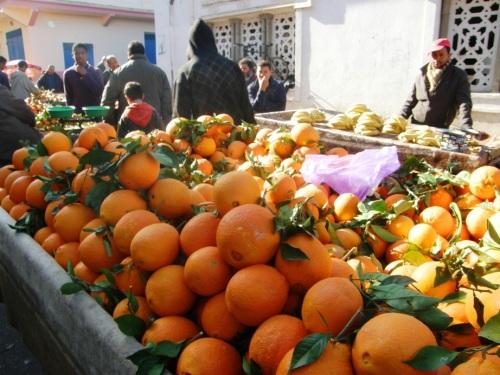 Mercado de larache