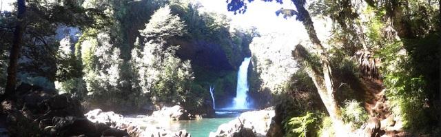 Salto del Huilohuilo