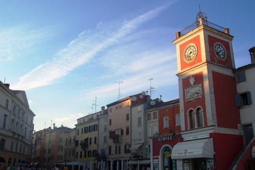 Relog del ayuntamiento Roviño