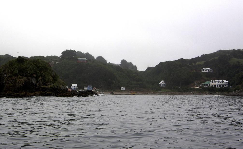 Climas y paisajes de chile for Casa minimalista quilmes