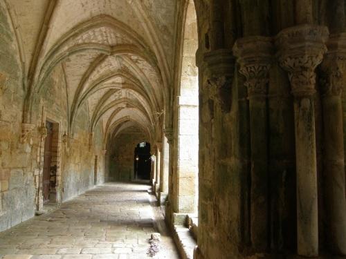 pasillos abadia