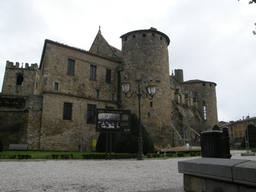 Palacio episcopal narbona