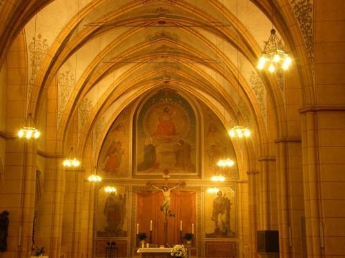 Iglesia de san gandalf
