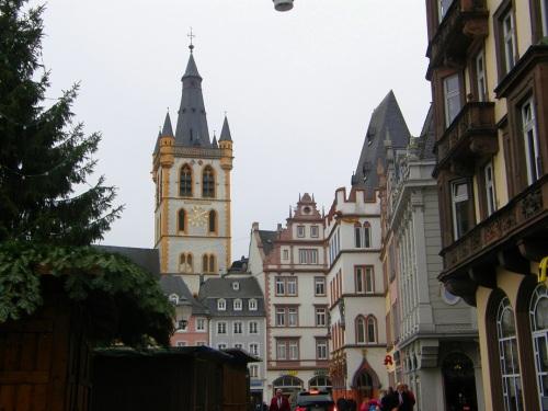 Trier calle principal