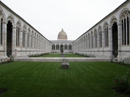 cementerio Pisa