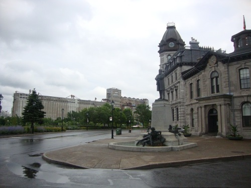 ANtiguo puerto montréal