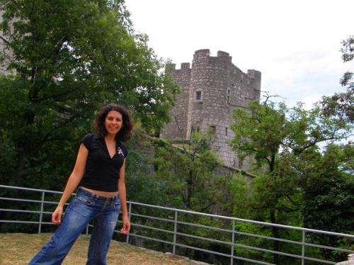 De camino a la bastilla