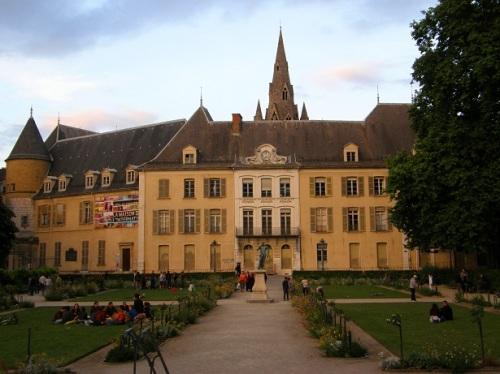 Jardin de ville Grenoble