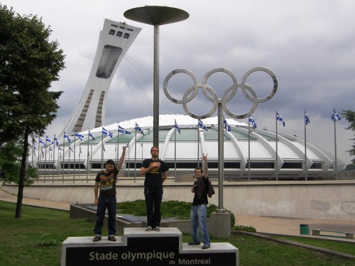 Estadio olimpico montréal