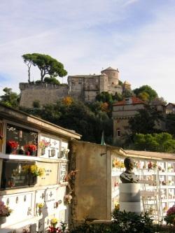 portofino cementerio