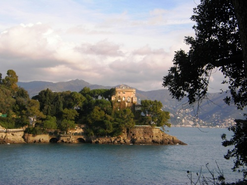 Parque natural portofino