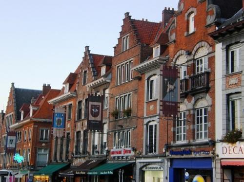 calles de tournai