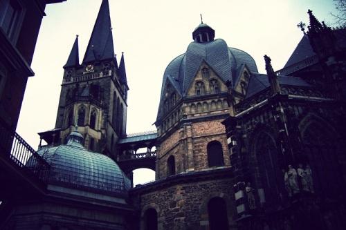 catedral aquisgran