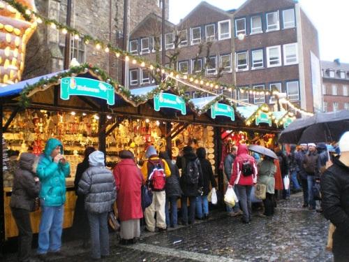 mercado de navidad aachen
