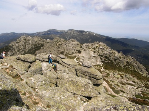cumbres 7 picos