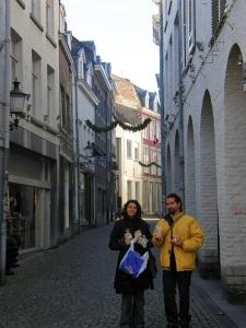Maastricht coblestones